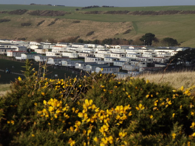Caravan Park by Newlands Farm