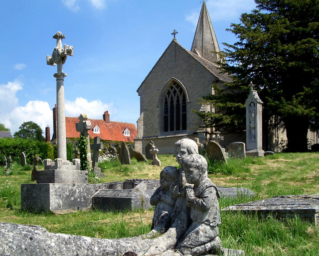 Memorials in Holy Trinity Churchyard
