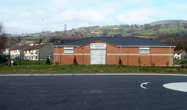 Bedwas & Trethomas Community Hall