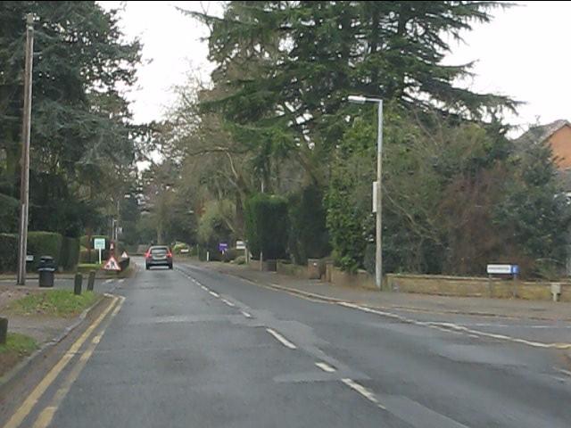 Redlake Road