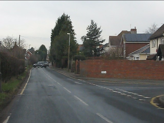 Racecourse Lane at Fairways Avenue
