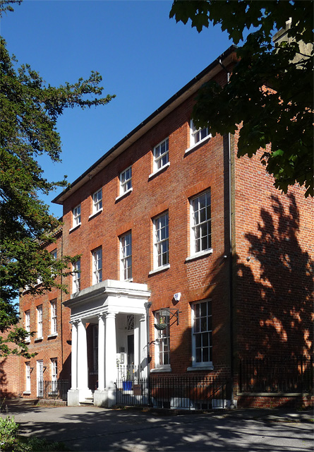 Winton House, Basingstoke
