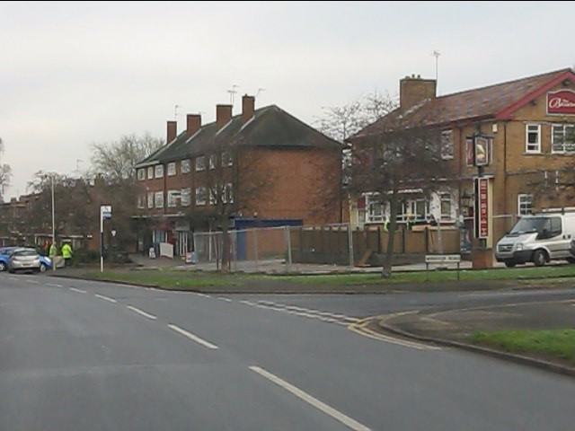 The Broadway at Windsor Road