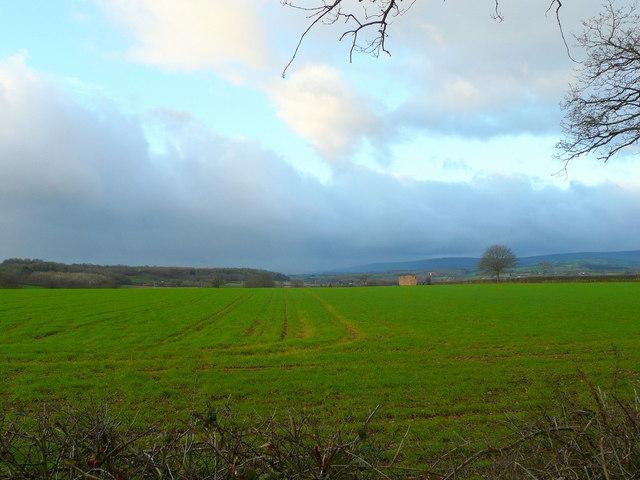 Herefordshire farm land