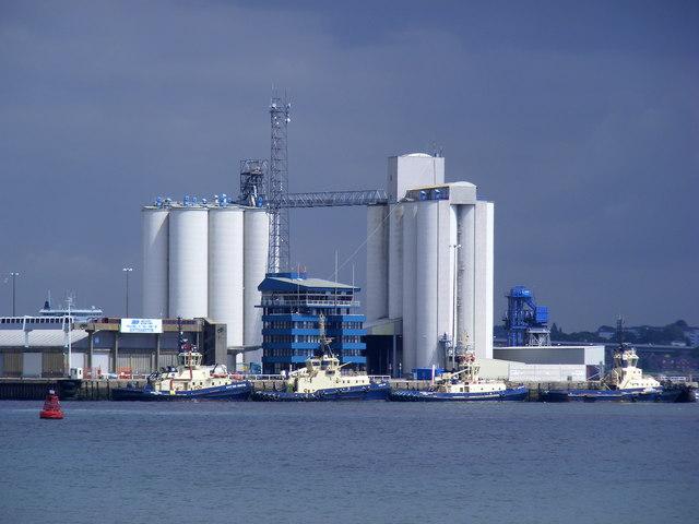 Southampton Eastern Docks