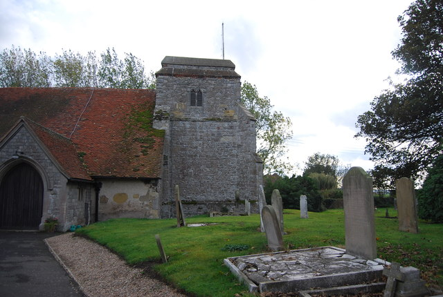 Church of St Peter and St Paul, Stoke