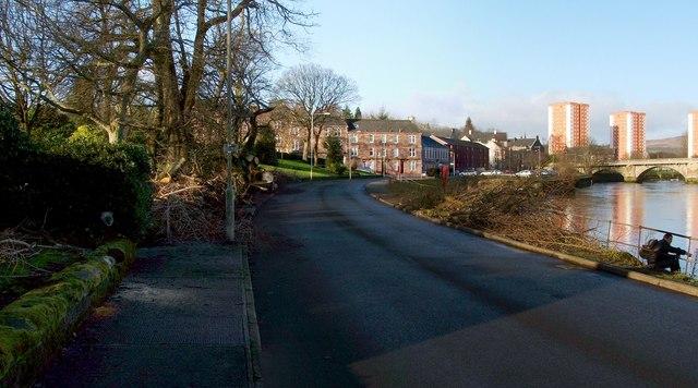 Woodyard Road, Dumbarton