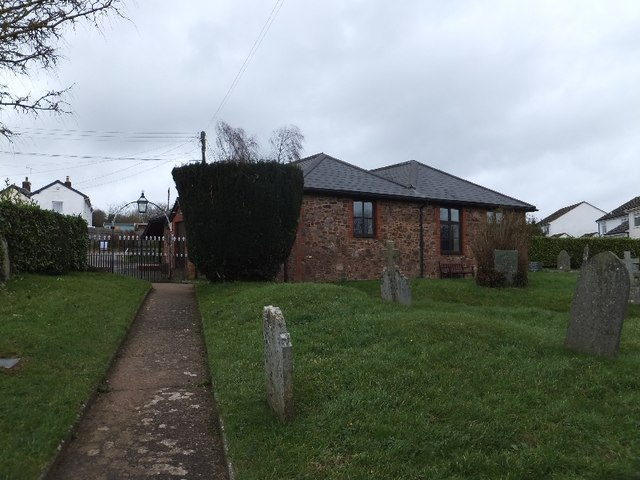 Butterleigh village hall