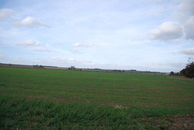 Farmland, Malmaynes Hall Farm
