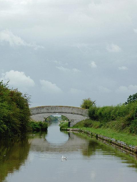 Shropshire Union Canal near Hack Green, Cheshire