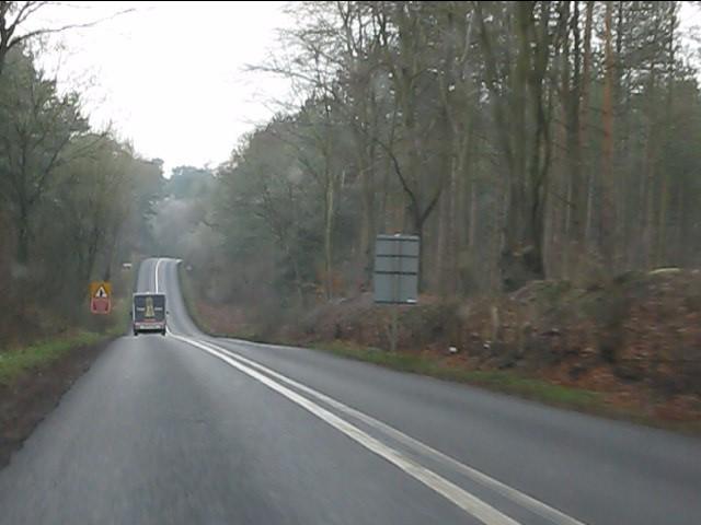 A458 near Broom Hill