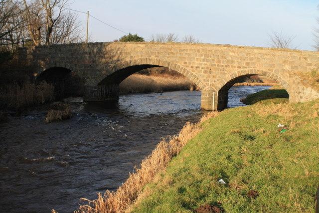 Inverugie bridge