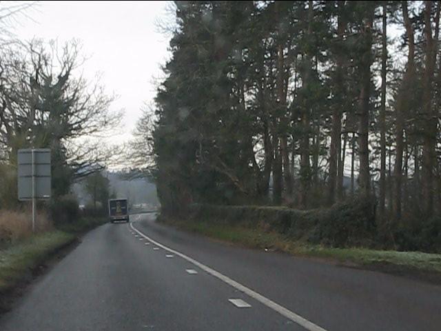 A458 near Enville Common