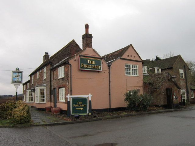The Firecrest on London Road, Wendover