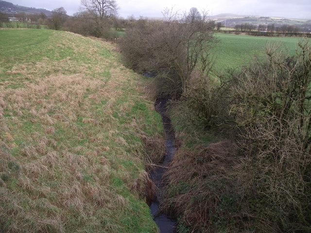 Stream under Brandlesholme Road