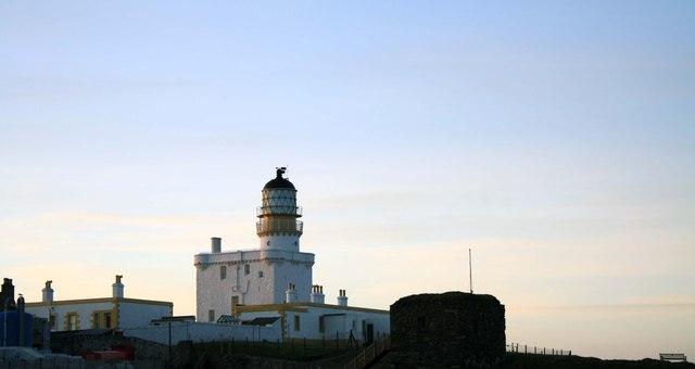 Fraserburgh lighthouse