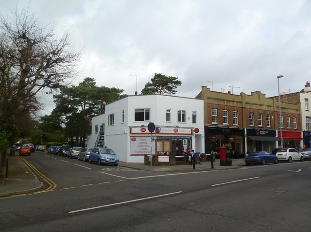 Canford Cliffs Post Office