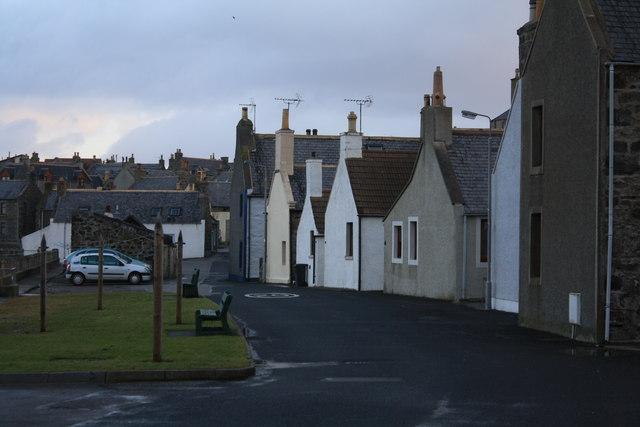 Whitehills housing