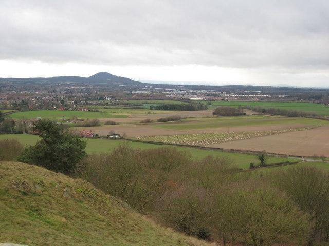 Agricultural scene near Lilleshall