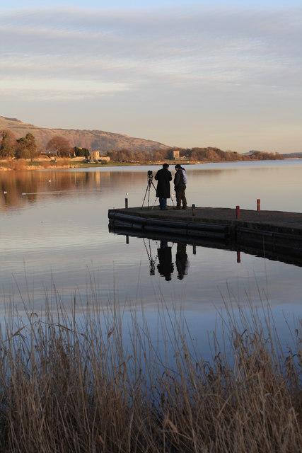 Loch Leven pier