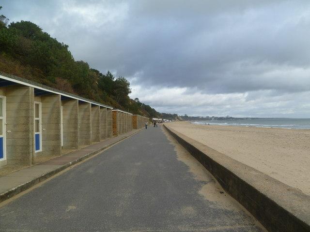 Canford Cliffs Promenade