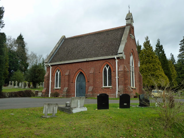 Chapel, Southborough Cemetery