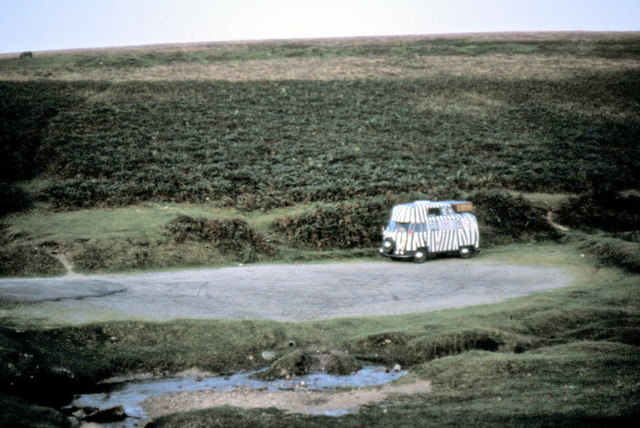 Dartmoor National Park - 1982