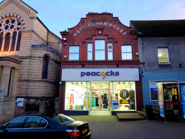 Peacock's, Ross-on-Wye