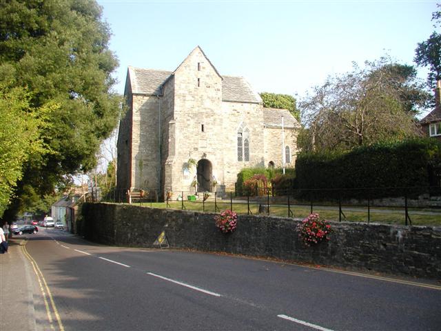 St. Martin's-on-the-walls Church, Wareham