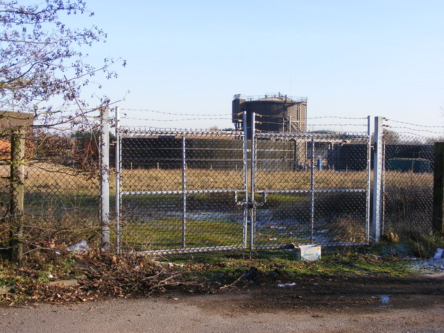 Water Works Site