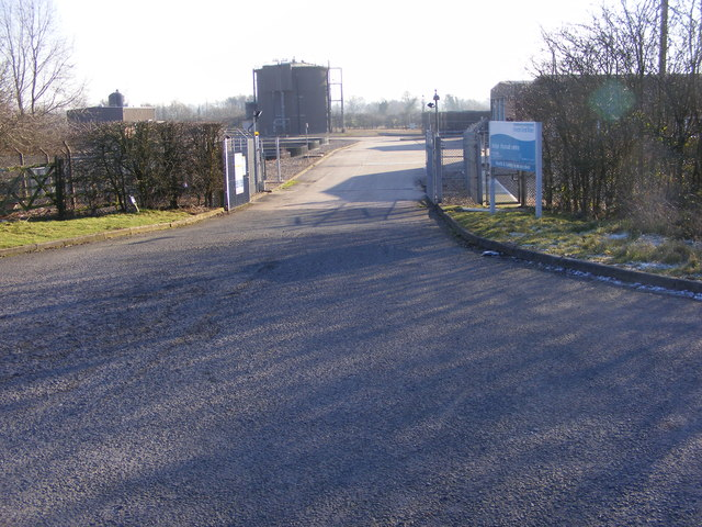Sludge Disposal Site