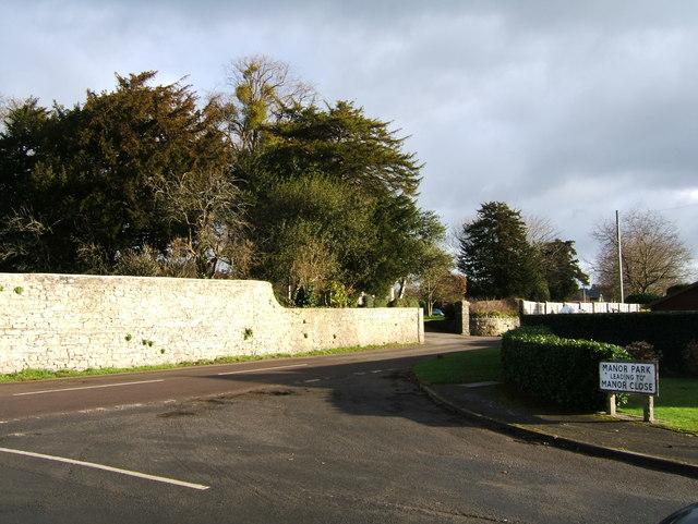 Manor Park turning