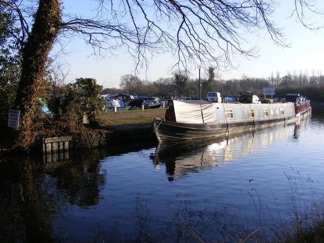 Hatherton Canal Marina
