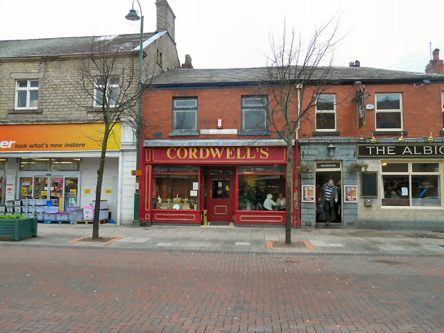 Cordwell's Café