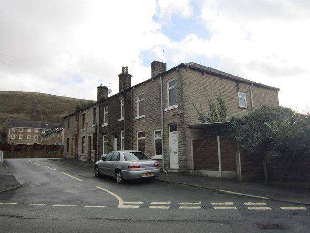 Egerton Street, Littleborough