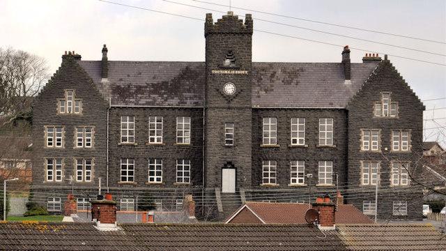 Former orphanage, Ballygowan (3)