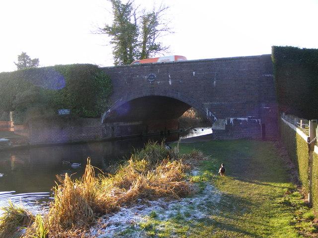 Slade Heath Bridge