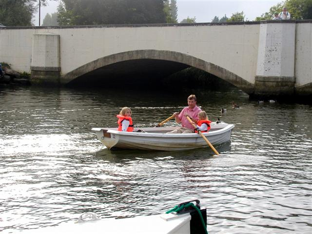 On the River Frome, Wareham