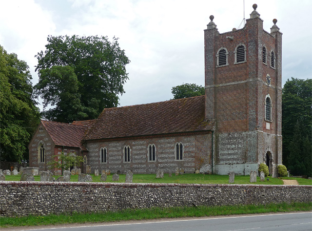 St Mary, Old Alresford