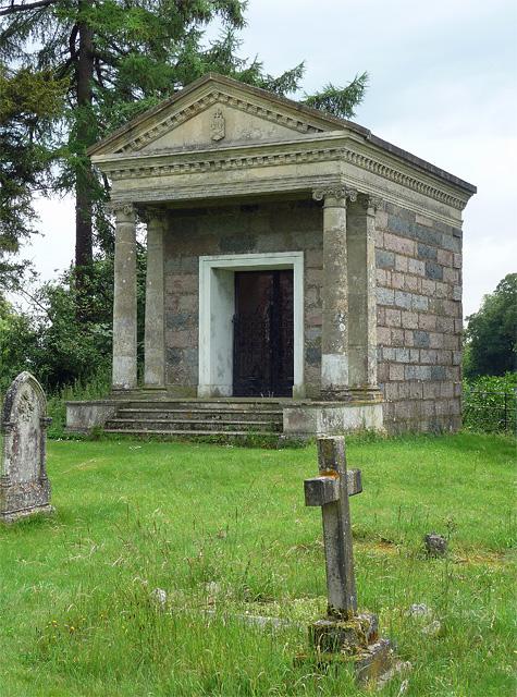 Schwerdt mausoleum, Old Alresford