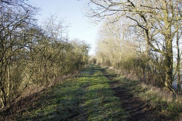 Back towards Church Farm