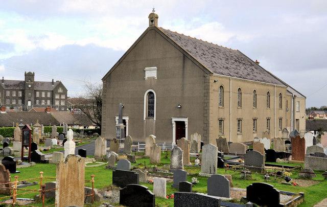 Trinity Presbyterian church, Ballygowan