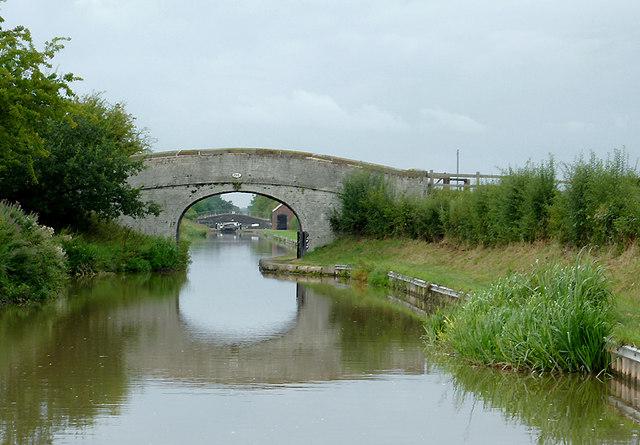Burrows Bridge near Hack Green, Cheshire