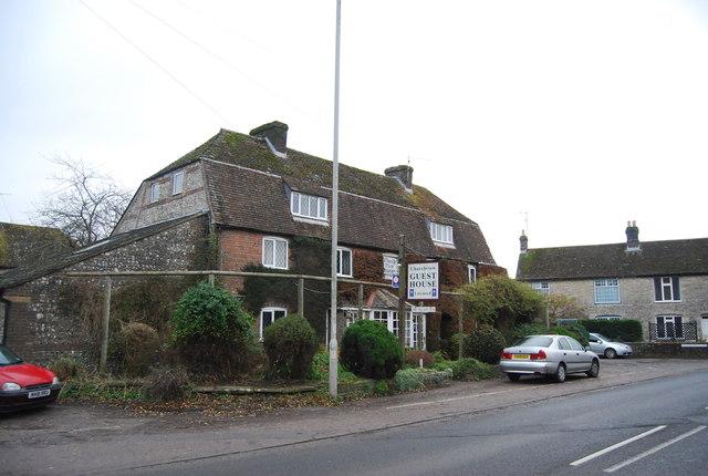 Church View Guest House, Winterbourne Abbas
