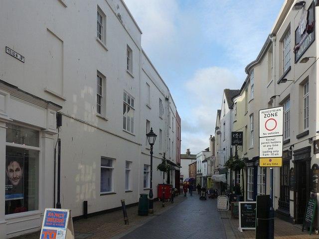 Teign Street, Teignmouth