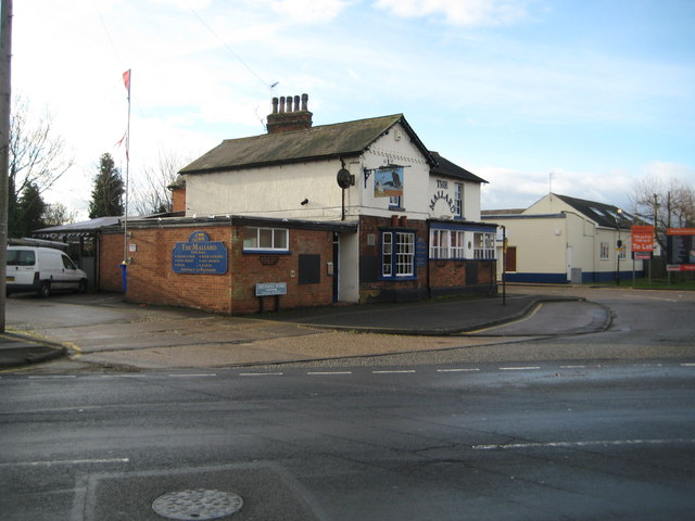Stevenage: The Mallard