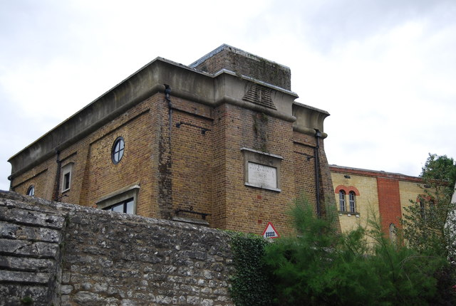 East Farleigh waterworks