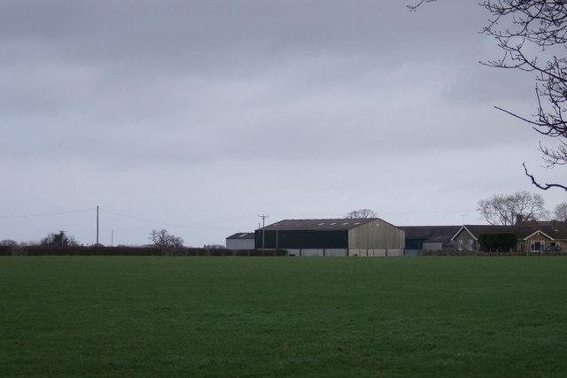 Farmland, Spruisty Hill