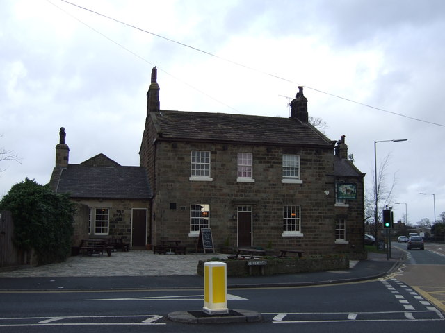The Greyhounds Inn, Killinghall