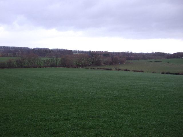 Farmland off Crag Hill Lane